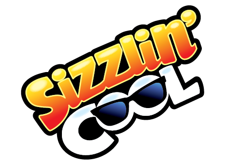 Sizzlin Cool Logo
